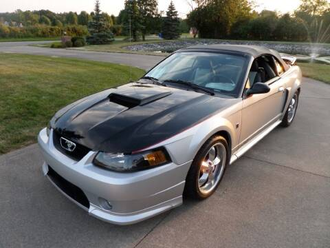 2003 Ford Mustang for sale at Budget Corner in Fort Wayne IN
