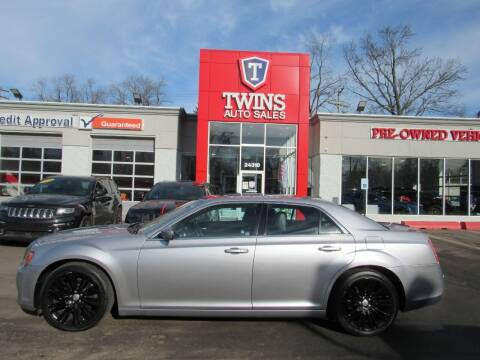 2013 Chrysler 300 for sale at Twins Auto Sales Inc in Detroit MI