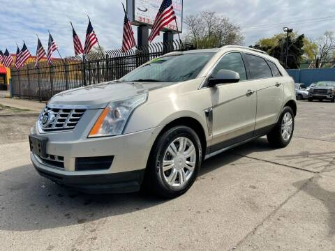 2013 Cadillac SRX for sale at Gus's Used Auto Sales in Detroit MI