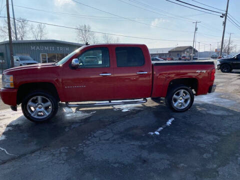 2007 Chevrolet Silverado 1500 for sale at Bruce Kunesh Auto Sales Inc in Defiance OH