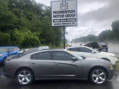 2011 Dodge Charger for sale at Momentum Motor Group in Lancaster SC