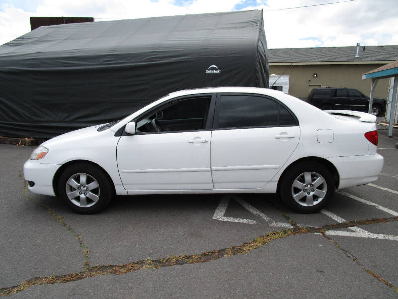 2008 Toyota Corolla for sale at Power Edge Motorsports- Millers Economy Auto in Redmond OR