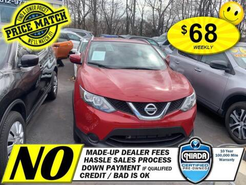 2017 Nissan Rogue Sport for sale at AUTOFYND in Elmont NY