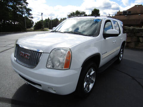2009 GMC Yukon for sale at Mike Federwitz Autosports, Inc. in Wisconsin Rapids WI
