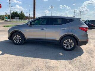 2014 Hyundai Santa Fe Sport for sale at J & S Auto in Downs KS