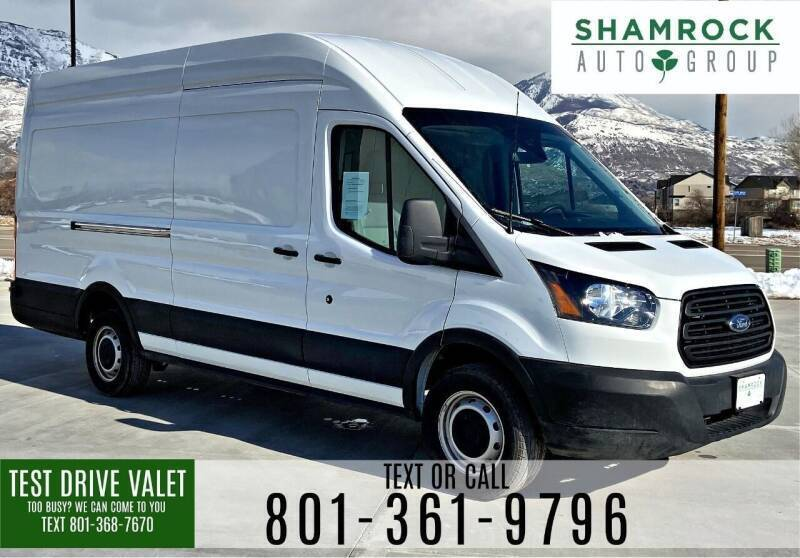 2020 Ford Transit Cargo for sale at Shamrock Group LLC #1 in Pleasant Grove UT