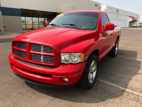 2004 Dodge Ram Pickup 1500 for sale at EXPRESS AUTO GROUP in Phoenix AZ