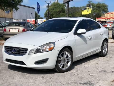 2012 Volvo S60 for sale at Pro Cars Of Sarasota Inc in Sarasota FL