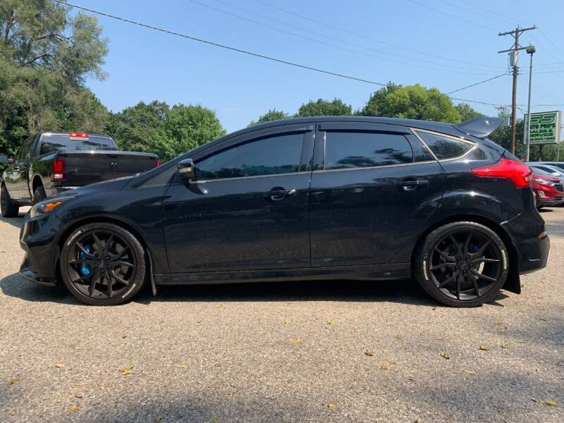 2017 Ford Focus for sale at SS AUTO PRO'S in Otsego MI