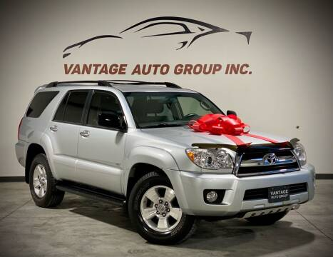 2007 Toyota 4Runner for sale at Vantage Auto Group Inc in Fresno CA