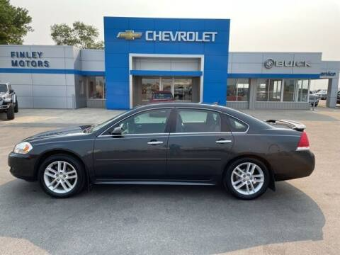 2014 Chevrolet Impala Limited for sale at Finley Motors in Finley ND