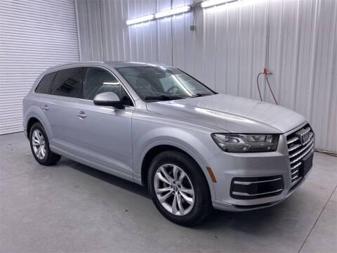 2018 Audi Q7 for sale at JOE BULLARD USED CARS in Mobile AL
