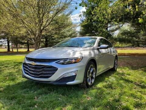 2021 Chevrolet Malibu for sale at Clark Chevrolet Sales Inc in Cayuga IN