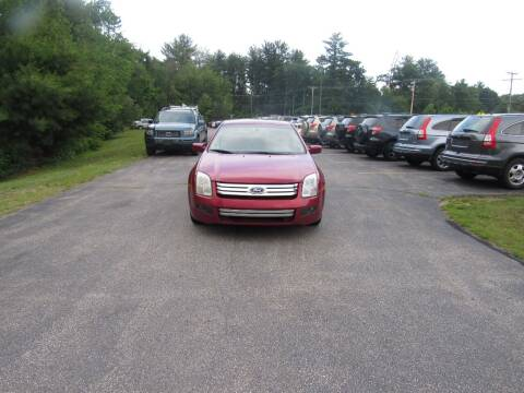 2007 Ford Fusion for sale at Heritage Truck and Auto Inc. in Londonderry NH