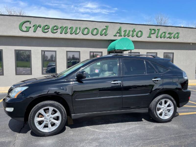 2008 Lexus RX 350 for sale at Greenwood Auto Plaza in Greenwood MO