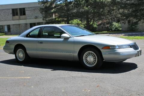 1993 Lincoln Mark VIII for sale at Great Lakes Classic Cars & Detail Shop in Hilton NY