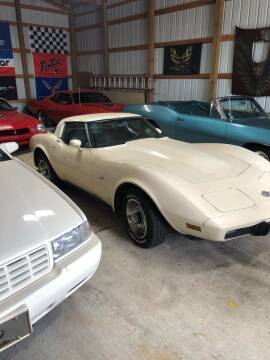 1978 Chevrolet Corvette for sale at Fair & Friendly Car & Truck Sales in Foristell MO