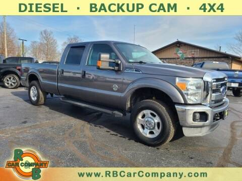2013 Ford F-250 Super Duty for sale at R & B CAR CO - R&B CAR COMPANY in Columbia City IN
