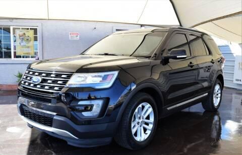 2017 Ford Explorer for sale at 1st Class Motors in Phoenix AZ