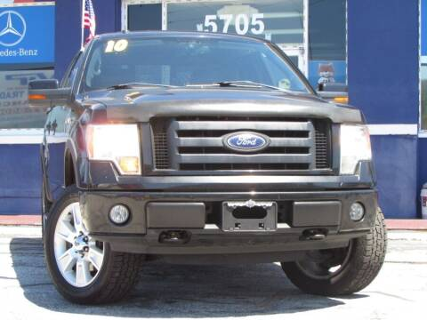 2010 Ford F-150 for sale at VIP AUTO ENTERPRISE INC. in Orlando FL