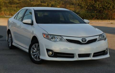 2012 Toyota Camry for sale at Big O Auto LLC in Omaha NE