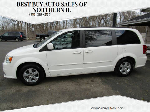 2012 Dodge Grand Caravan for sale at Best Buy Auto Sales of Northern IL in South Beloit IL