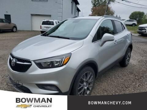 2019 Buick Encore for sale at Bowman Auto Center in Clarkston MI