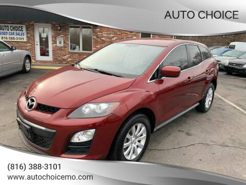 2012 Mazda CX-7 for sale at Auto Choice in Belton MO