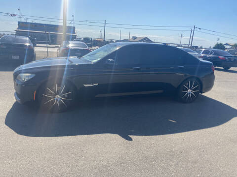 2013 BMW 7 Series for sale at First Choice Auto Sales in Bakersfield CA