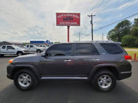 2013 Toyota 4Runner for sale at Ford's Auto Sales in Kingsport TN