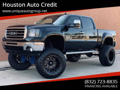 2012 GMC Sierra 1500 for sale at Houston Auto Credit in Houston TX