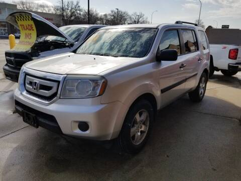 2009 Honda Pilot for sale at Madison Motor Sales in Madison Heights MI