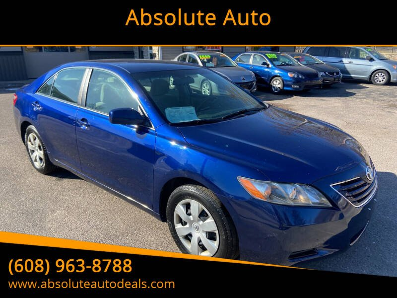 2009 Toyota Camry for sale at Absolute Auto in Baraboo WI