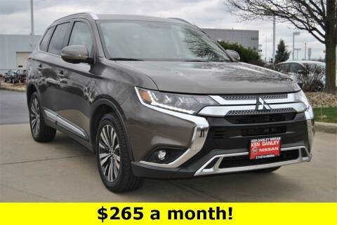 2019 Mitsubishi Outlander for sale at Ken Ganley Nissan in Medina OH