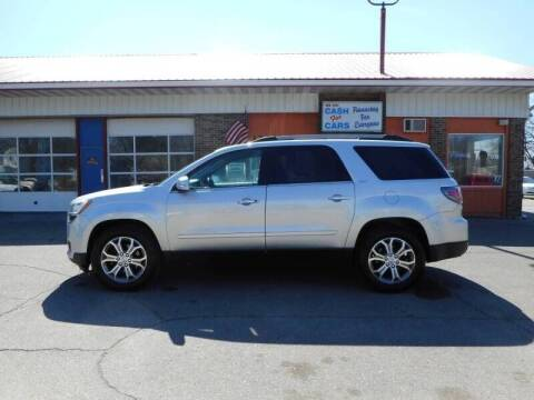 2014 GMC Acadia for sale at Twin City Motors in Grand Forks ND