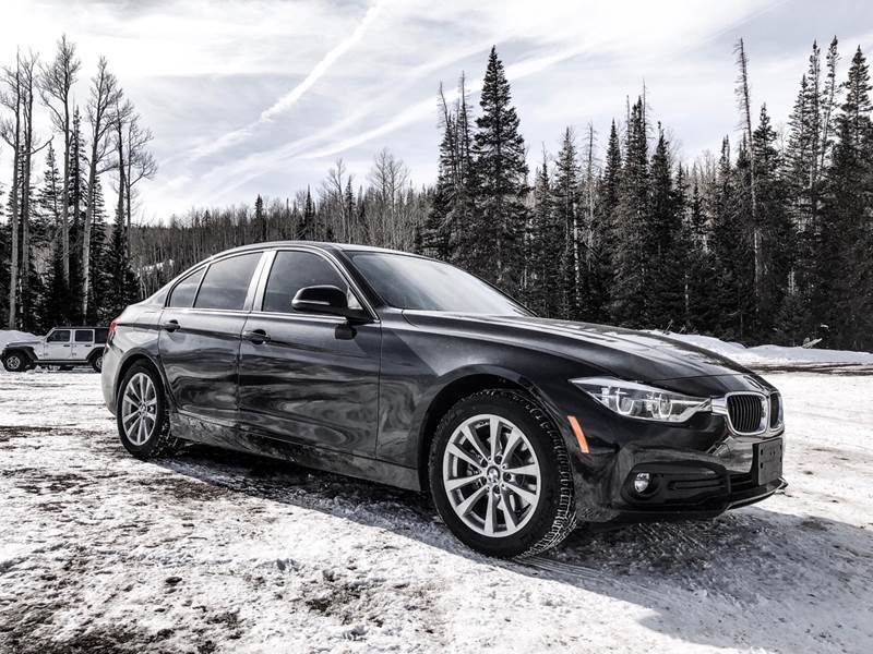 2018 BMW 3 Series for sale at CONTRACT AUTOMOTIVE in Las Vegas NV