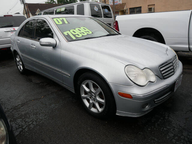 2007 Mercedes-Benz C-Class for sale at M & R Auto Sales INC. in North Plainfield NJ