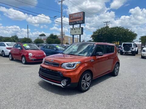 2018 Kia Soul for sale at Autohaus of Greensboro in Greensboro NC