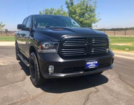 2017 RAM Ram Pickup 1500 for sale at Shogun Auto Center in Hanford CA