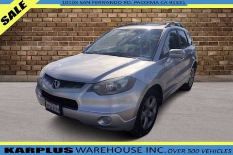 2008 Acura RDX for sale at Karplus Warehouse in Pacoima CA