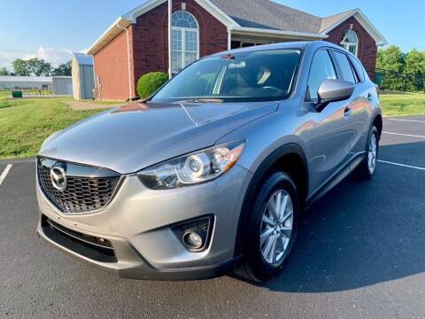 2015 Mazda CX-5 for sale at HillView Motors in Shepherdsville KY