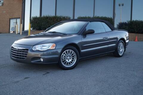 2005 Chrysler Sebring for sale at Next Ride Motors in Nashville TN