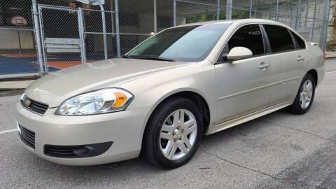 2011 Chevrolet Impala for sale at Green Life Auto, Inc. in Nashville TN