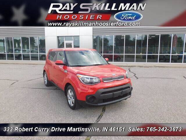 2019 Kia Soul for sale at Ray Skillman Hoosier Ford in Martinsville IN