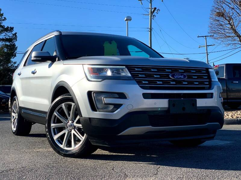 2016 Ford Explorer for sale at Driveway Motors in Virginia Beach VA