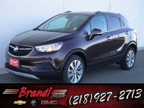 2018 Buick Encore for sale at Brandl GM in Aitkin MN