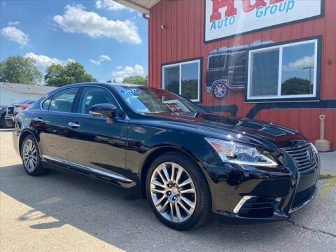 2017 Lexus LS 460 for sale at HUFF AUTO GROUP in Jackson MI