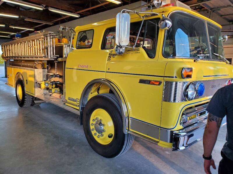 1985 Ford C-8000 for sale at Street Side Auto Sales in Independence MO