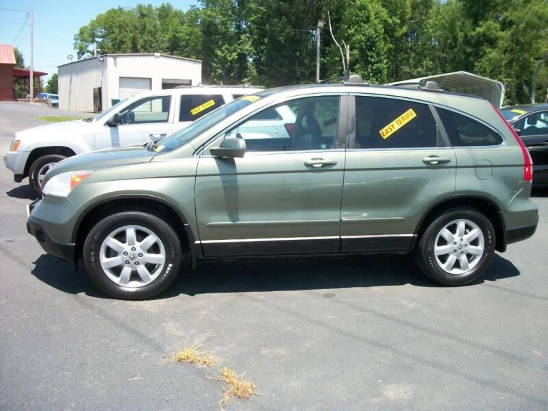 2009 Honda CR-V for sale at Lentz's Auto Sales in Albemarle NC