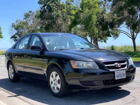 2008 Hyundai Sonata for sale at Silmi Auto Sales in Newark CA